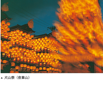 犬山祭(夜車山)